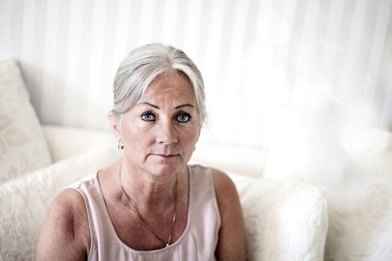 Susanne Damsgaard har været igennem en voldsom sag mod SKAT
