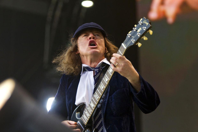 AC/DC spillede lørdag foran 30.000 mennesker i Horsens.