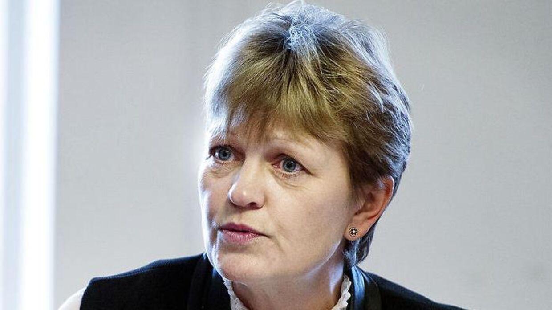 Miljø- og fødevareminister Eva Kjer Hansen