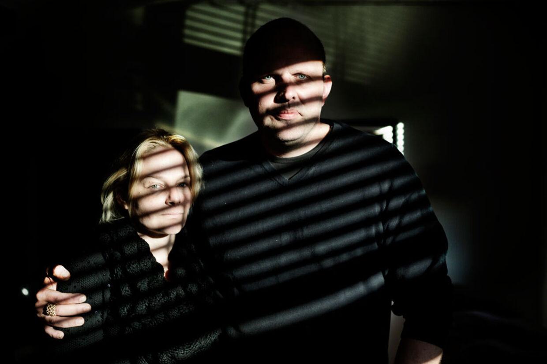 Lars og Marianne Jensen har været fælles om at træffe beslutningen om ikke at gå under jorden.