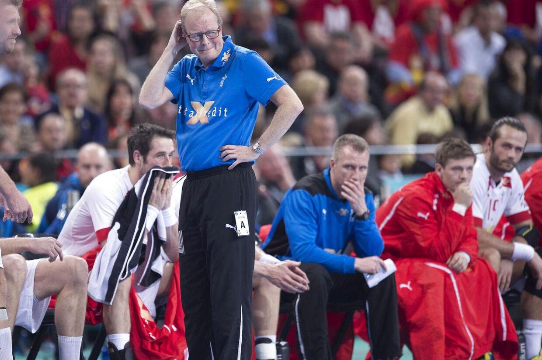 Danmark slog Norge i første EM-test.