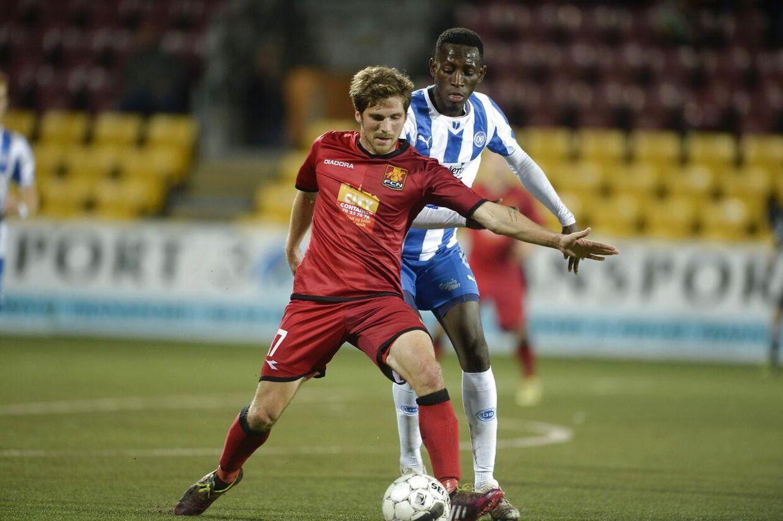 FC Nordsjælland vandt mandag aften 2-1 over OB