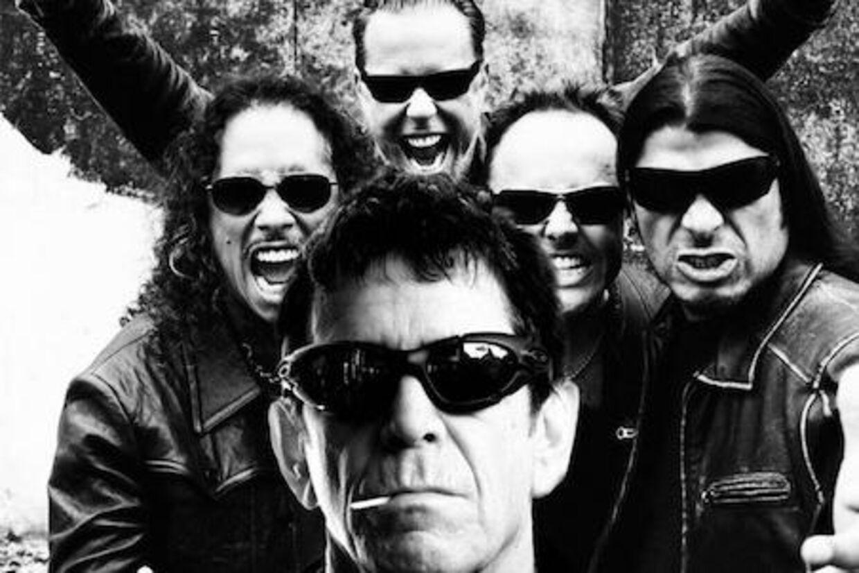 Under indspilningen af deres kommende fællesalbum 'Lulu' fik den hærdede newyorker Lou Reed angiveligt sine yngre Metallica-kollegaer fra den mere følsomme vestkyst til at græde.