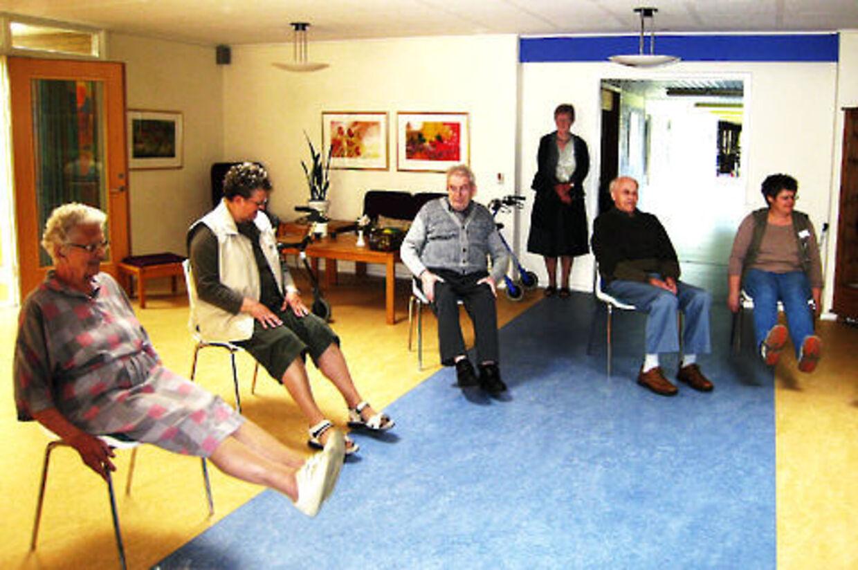 Sjørup Ældrecenter er af Socialministeriet og B.T. kåret til Danmarks bedste plejehjem.