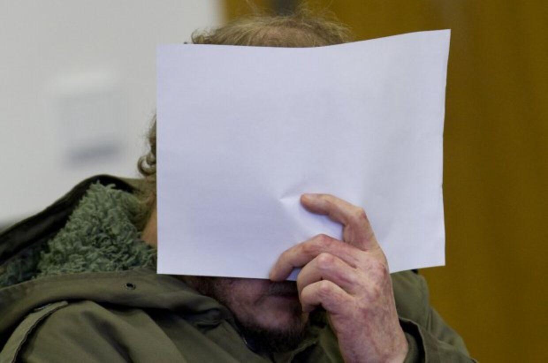 Peter-Thue Rudgaard fra retssagen i Tyskland