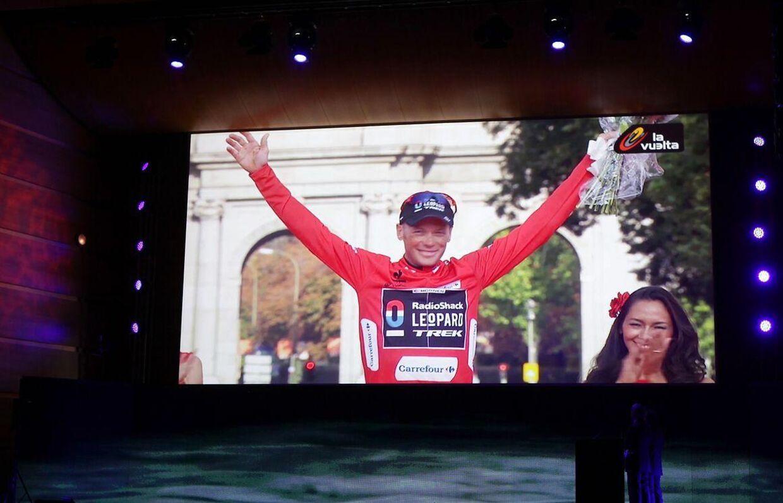 Horner var ikke til stede, da næste års ruten for Vuelta España forleden blev præsenteret. Men den aldrende amerikaner vil med stor sandsynlighed være at finde på startlinien i Jerez, når det går løs i slutningnen af august.