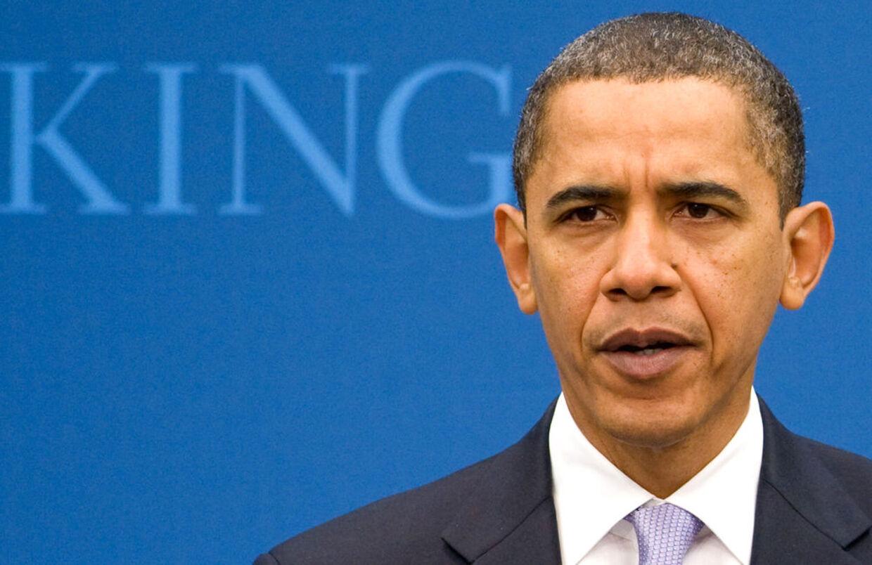 66 procent af amerikanerne siger, at deres præsident ikke fortjener at få fredsprisen. Blot 26 procent siger, at Obama fortjener den.