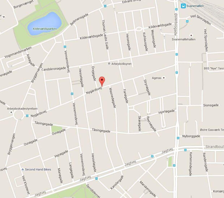 En Kiwi-butik var lørdag aften udsat for et voldsomt røveri