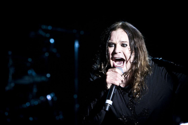 Ozzy Osbourne forsøgte at levere på Skanderborg Festival, men det lykkedes kun en smule.