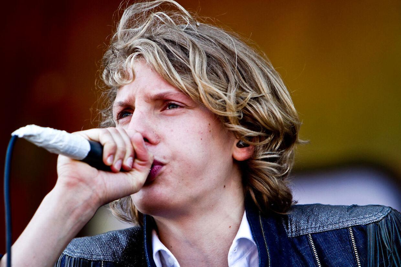Dúné spillede torsdag aften på Skanderborg Festivalen.