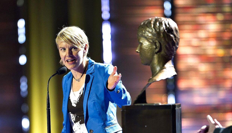 Camilla Andersen blev det 27. medlem af Sportens Hall of Fame.