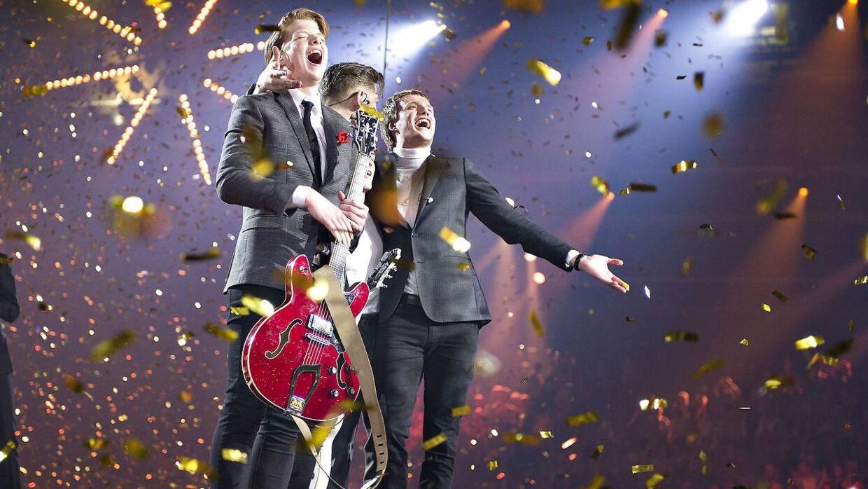 Sidste år vandt Anti Social Media med sangen The Way You Are. Nu er dette års ti finalister blevet lækket før tid.