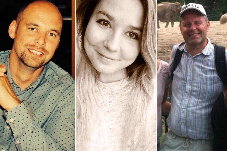 Thomas Mortensen, Line Katrine Sorth og Claus Elkjær er tre danskere, der aldrig har haft en profil på Facebook.