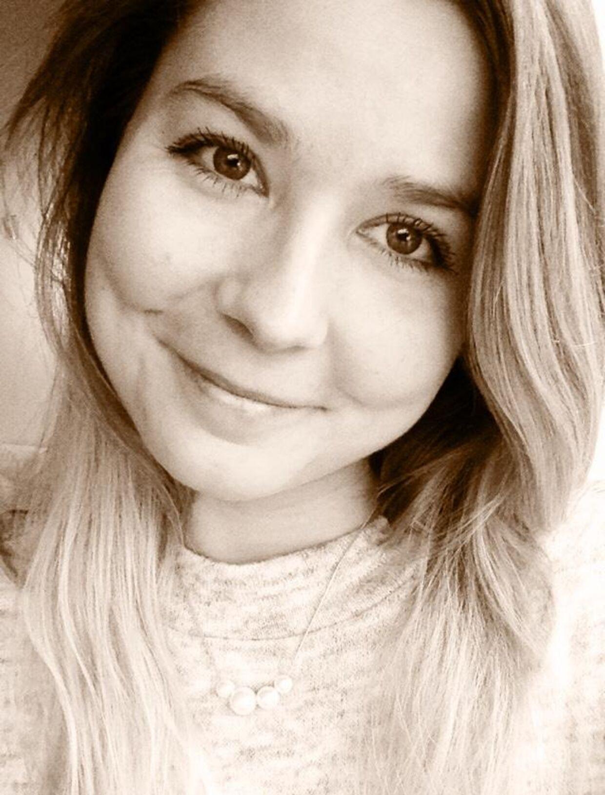 Line Katrine Sorth, studerende, 24 år