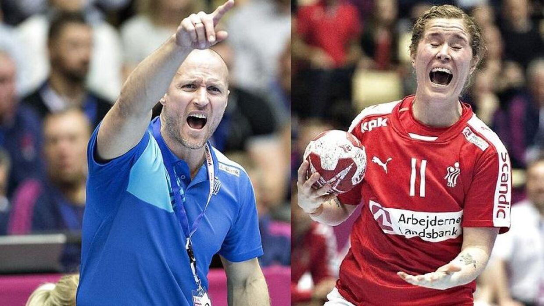 Klavs Bruun Jørgensen og Mette Gravholt.
