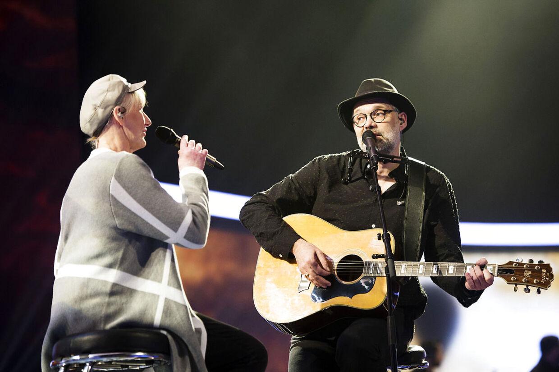 X-Factor 20. februar 2015. Show nr. 2. Finn & Rie