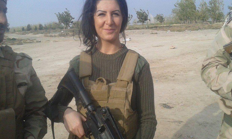 Joanna Palanis har angiveligt lagt dette billede ud af sig selv på Facebook.