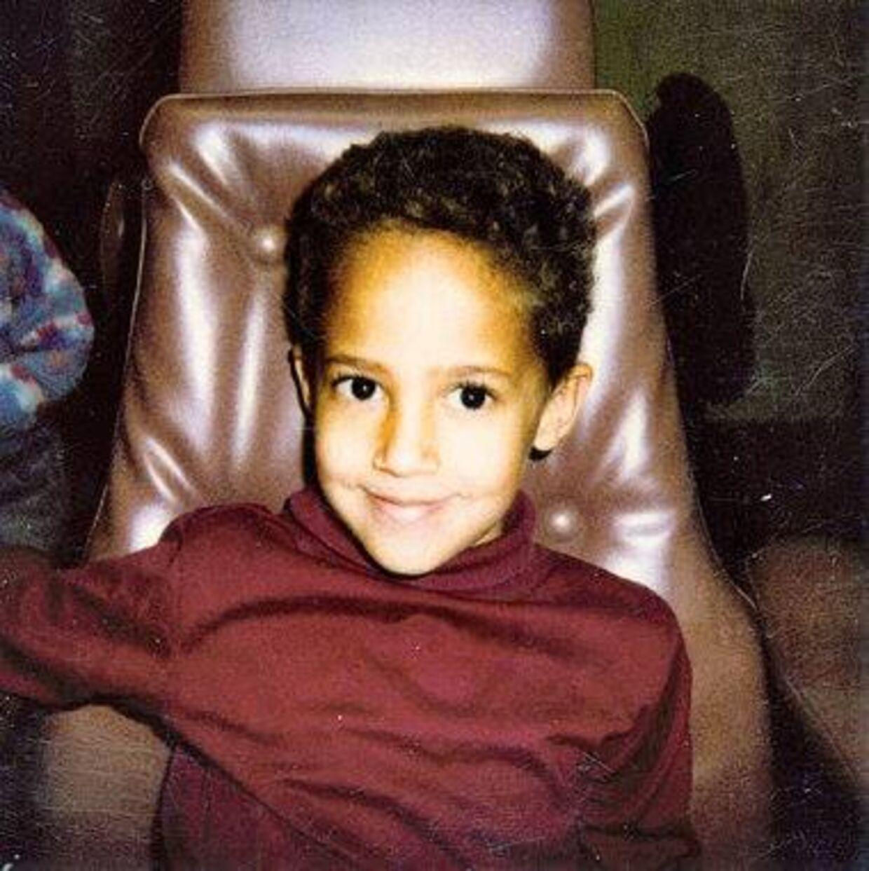 Svante Myrick voksede op i fattigdom med sin enlige mor og tre søskende.