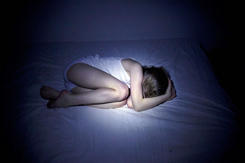Misbrugte børn kan vise mange forskellige symptomer på mistrivsel