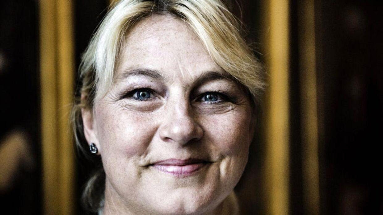 Pernille Bendixen er nyvalgt folketingsmedlem for Dansk Folkeparti. Mandag kom hun på glatis, da hun skulle forklare, hvordan regeringen og DF vil hjælpe flygtninge.