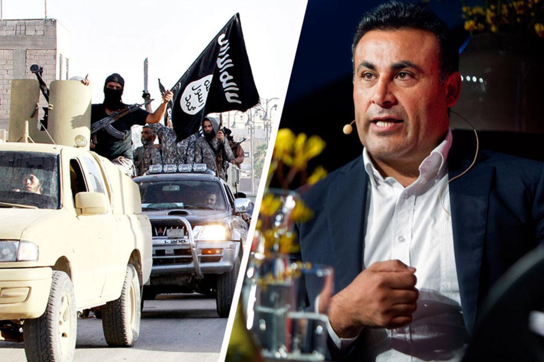 Naser Khader mener, at der er 150-200 fra Danmark, der er draget i hellig krig for at kæmpe for Islamisk Stat. Og en del af dem er på dagpenge fra Danmark.