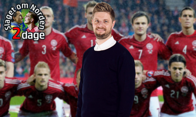 BTs fodboldredaktør Morten Crone Sejersbøl
