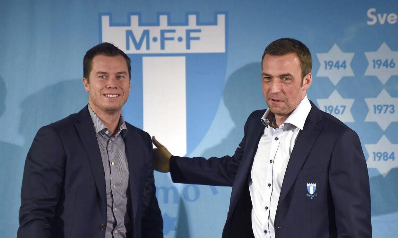 Allan Kuhn bytter tjansen som assistent i AaB ud med et cheftrænerjob i Malmø FF.
