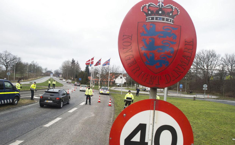 Grænsekontrol sætter prop i trafikken fra Tyskland | BT Danmark - www.bt.dk