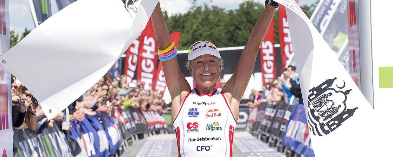 Hun gik så grueligt meget igennem, den stakkels Camilla Pedersen, og på flotteste vis kom hun sig fra ulykken og vandt VM i triatlon