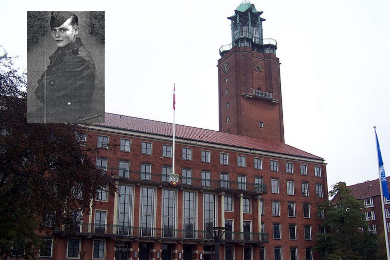 Helmuth Leif Rasmussen bor i dag på Frederiksberg og går under et andet navn.