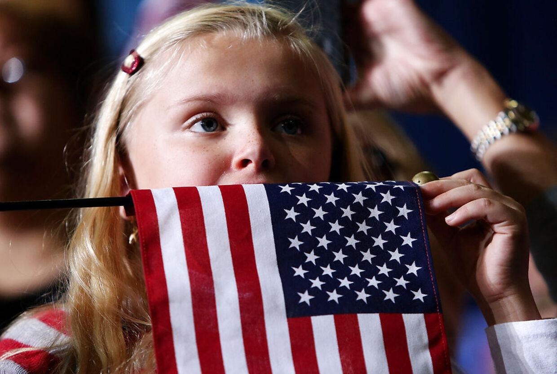 Det amerikanske valgsystem kan virke forvirrende. Vi forklarer.Foto: Reuters