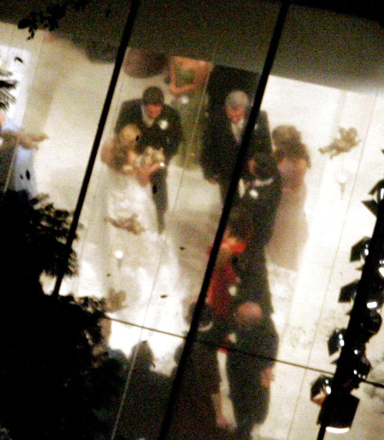 Athina Onassis blev i 2005 gift med den 12 år ældre Alvaro de Miranda.