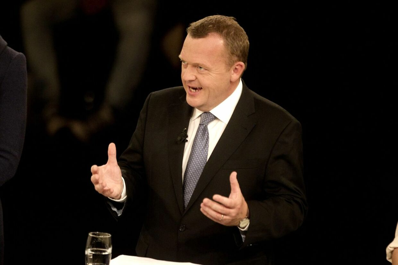 Kræftsygdom i den nærmeste familie fik Lars Løkke Rasmussen til at blive dybt personlig tirsdagens partilederdebat på TV2.