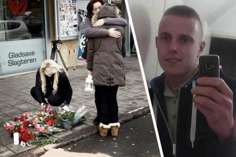 21-årige Jonathan Taboryski blev likvideret foran et pizzaria ved Høje Gladsaxe 11. januar 2013.