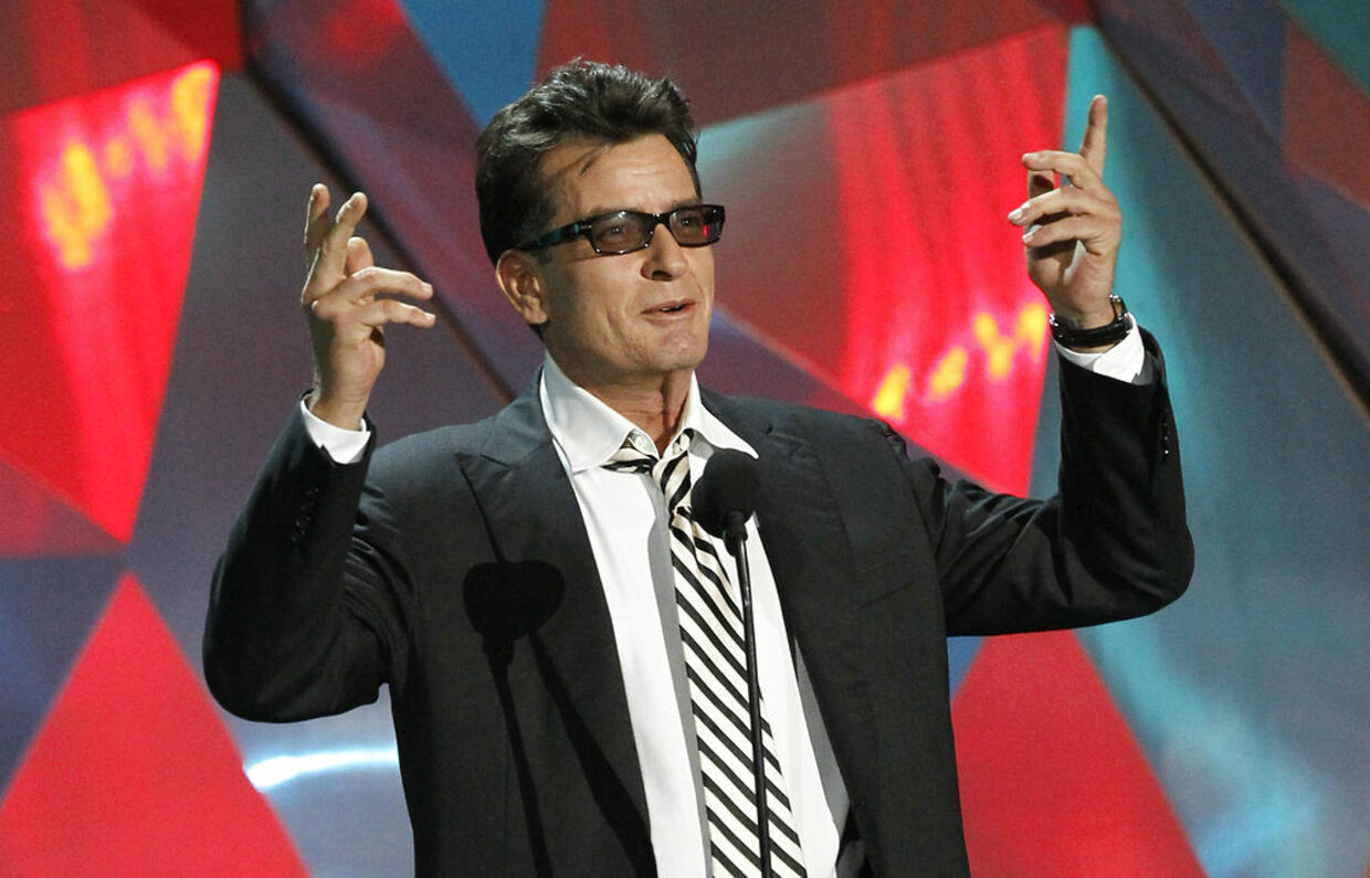 Charlie Sheen. (Foto: Reuters)