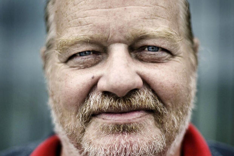 Flemming Bamse Jørgensen.