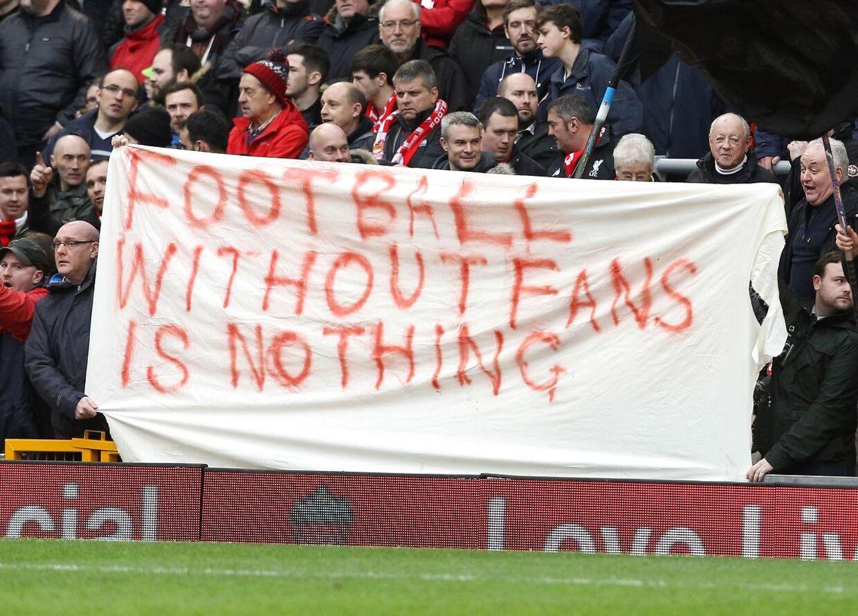 I anledningen af Liverpool -fansenes anke mod stigende billetpriser er her et overblik over hvem, der har de dyreste billetter til salg i Premier League.