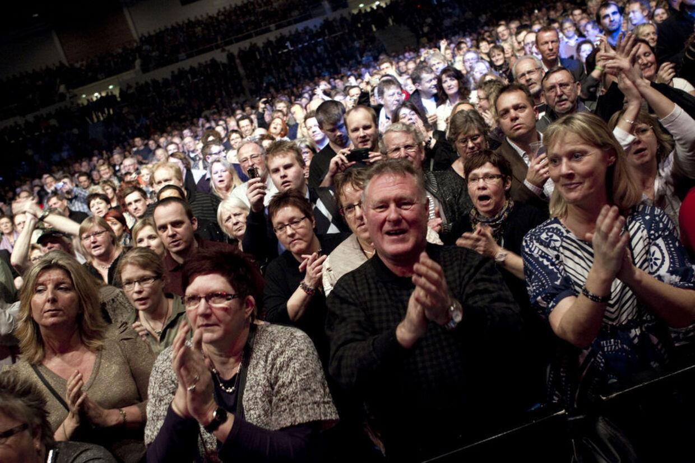 Mandagens mindekoncert for Flemming Bamse Jørgensen sætter for mange mennesker punktum for sorgen over tabet af deres idol. Men for en del bliver livet aldrig det samme igen.