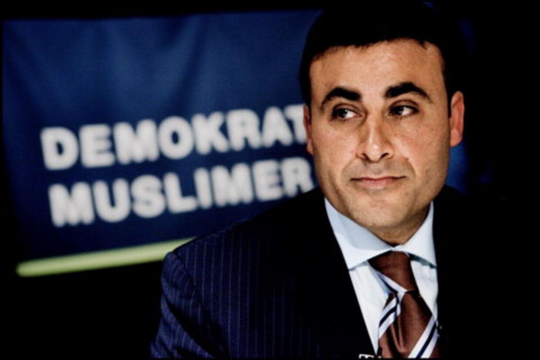 Der var fuld fart på, da 'Demokratiske Muslimer' holdt generalforsamling for snart tre år siden. Nu eksistere foreningen knap nok.