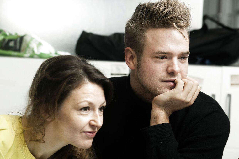 Vild med dans 2012 finalens nr. 2 Louise Mieritz og Silas Holst chatter med BTs læsere