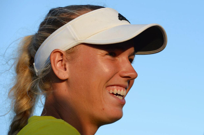 Natten til lørdag spillede Caroline Wozniacki sig i semifinalen i WTA-turneringen i Monterrey i Mexico efter en tre-sæts-sejr over Karolina Pliskova.