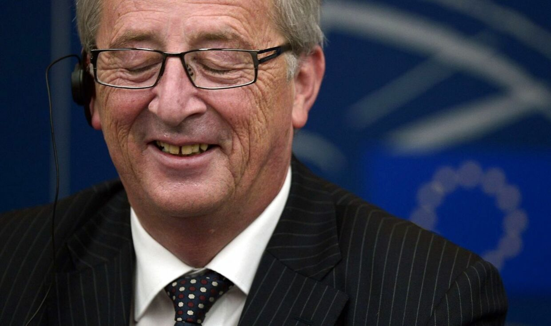 Luxembourgeren Jean-Claude Juncker blev tirsdag godkendt som formand for den nye EU-Kommission.