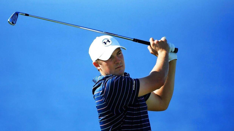 Jordan Spieth er nu den kun anden golfspiller i historien som er sluttet en turnering i 30 under par.