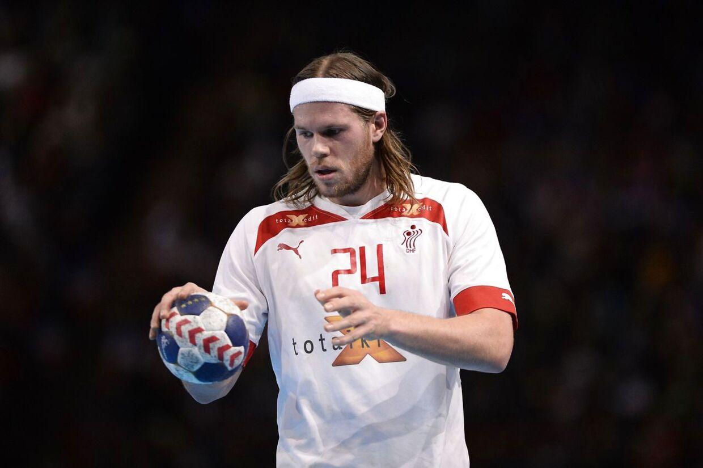 Mikkel Hansen mener, at Danmark stadig har nogle ting, der skal forbedres inden EM begynder.
