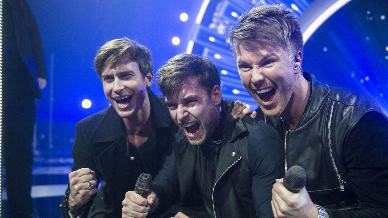 Lighthouse X blev kåret til vindere af det danske Melodi Grand Prix 2016 lørdag den 13. februar i Forum Horsens.