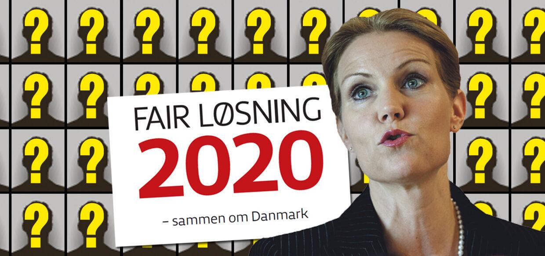 Helle Thorning vil ikke afsløre, hvilke økonomer som støtter deres økonomiske plan. Det er dog dumt, mener lektor i politisk kommunikation.
