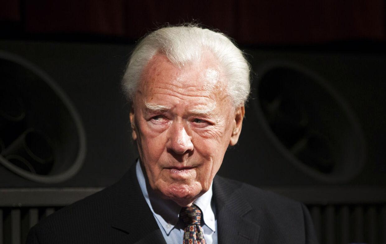 Nutidens politikere burde tage et talerkursus, foreslår den tidligere statsminister. (ARKIVFOTO 2012 af Poul Schlüter)