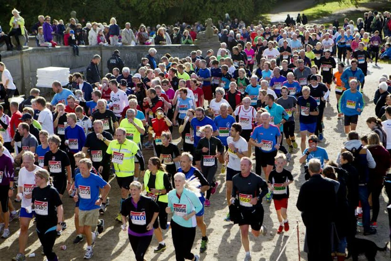 Eremitageløbet løbes søndag for 46. gang i Dyrehaven. Foto: Nils Meilvang