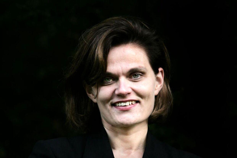 Sørine Gotfredsen, cand. theol. og journalist.
