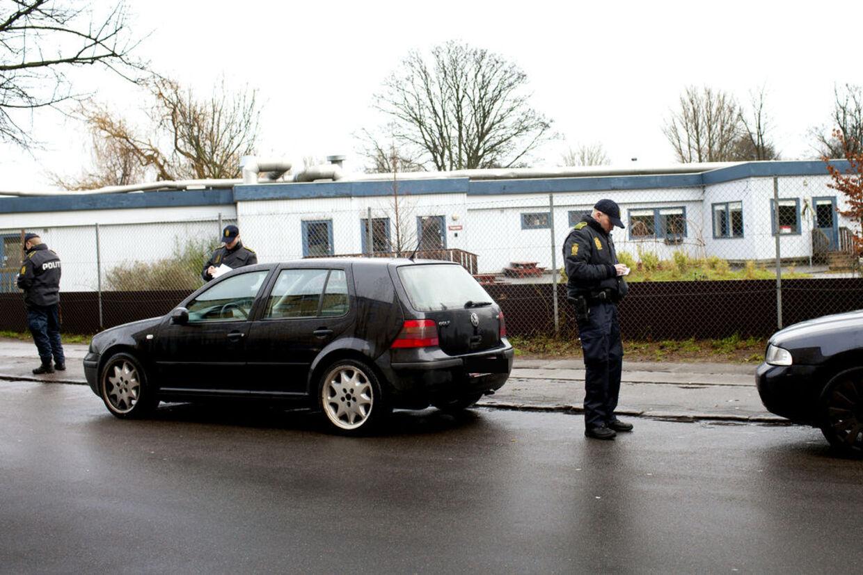 Københavns Politi uddelte lørdag bøder på Christiana.